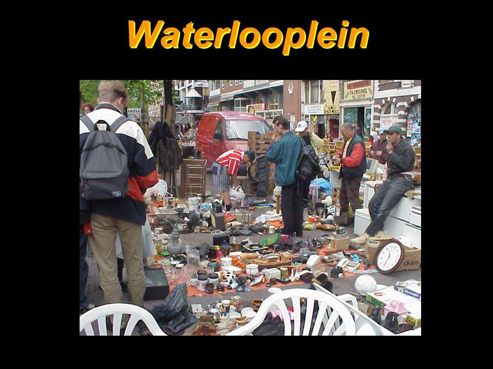 7 Waterlooplein Waterlooplein