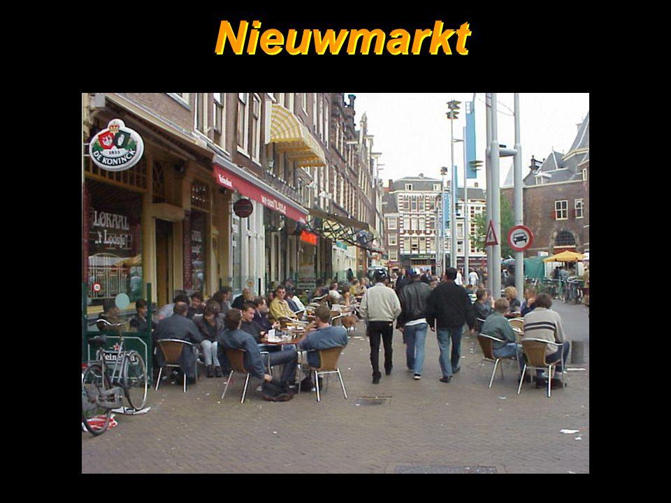 8 Nieuwmarkt Nieuwmarkt
