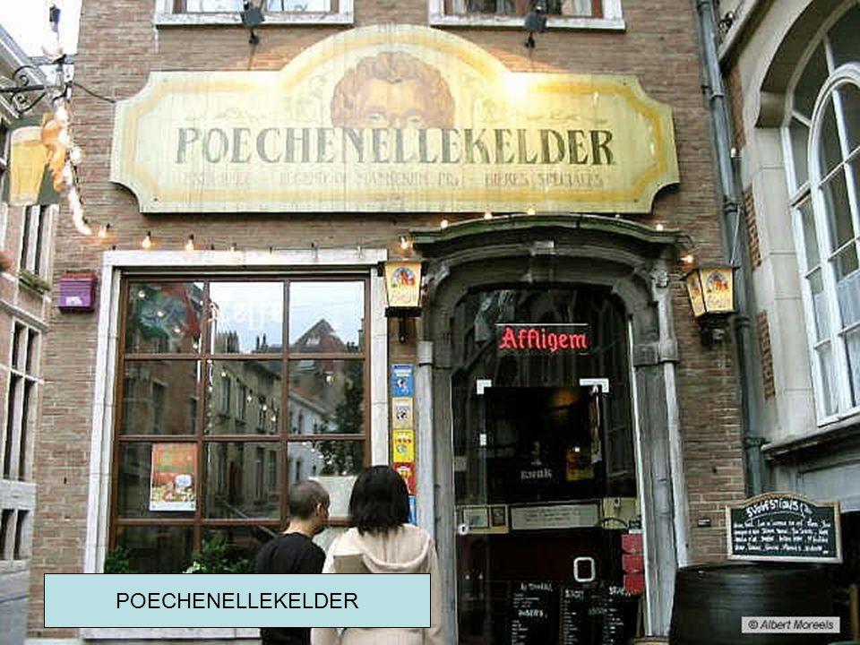 Oude cafés in Brussel LE CIRIO