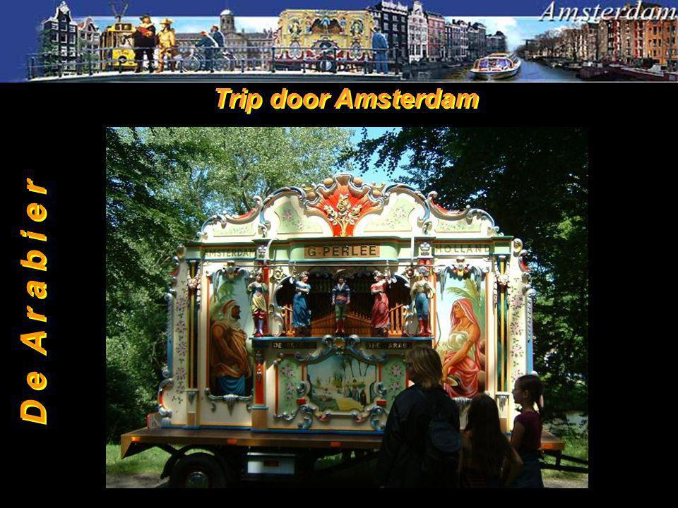 1 Trip door Amsterdam Trip door Amsterdam D e A r a b i e r D e A r a b i e r