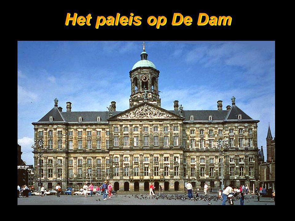 7 Het paleis op De Dam