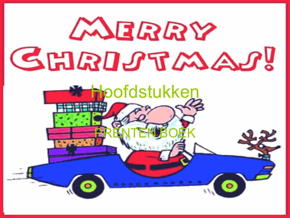 Kerstman Er was eens een Kerstman.Die Kerstman had auti elfjes die werkten voor de kerstman.