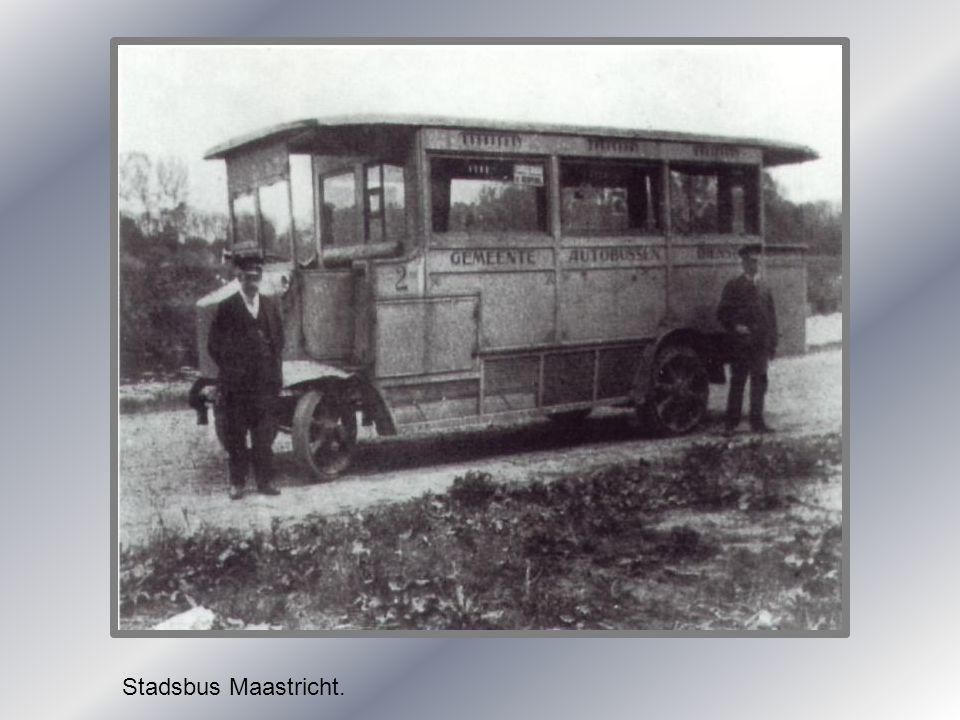 Stadsbus Maastricht.