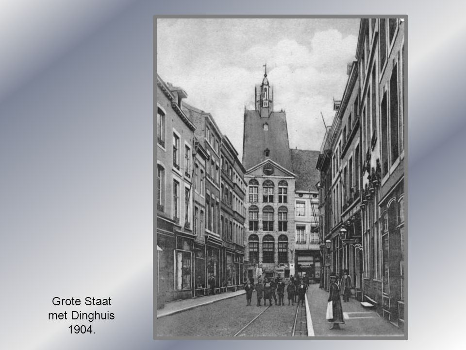 Grote Staat rond ca. 1900.