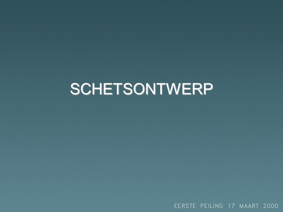 SCHETSONTWERP