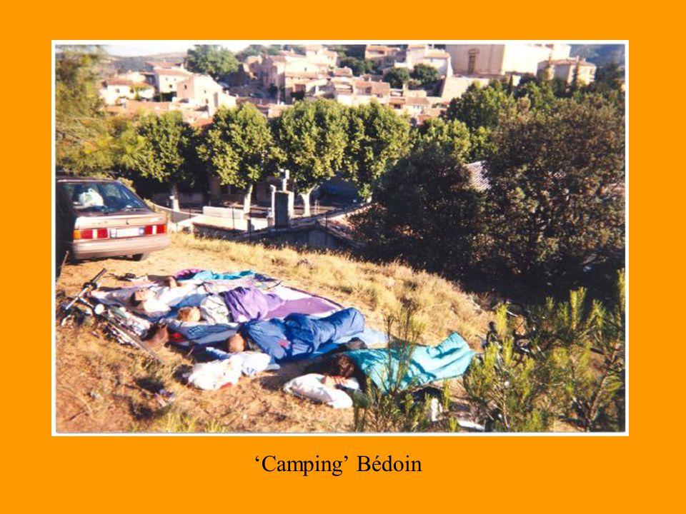 'Camping' Bédoin