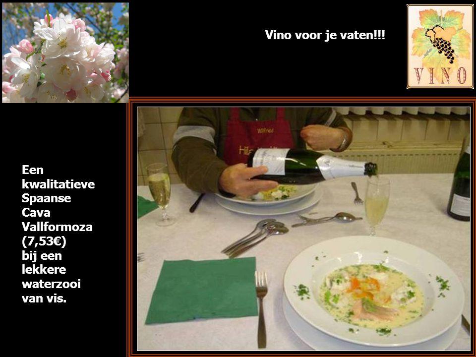 Een fles Sirius rood (7,14€) harmonieert perfect bij Lasagna van kalfsmedaillon Muziek is de wijn die de beker van stilte vult Robert Fripp