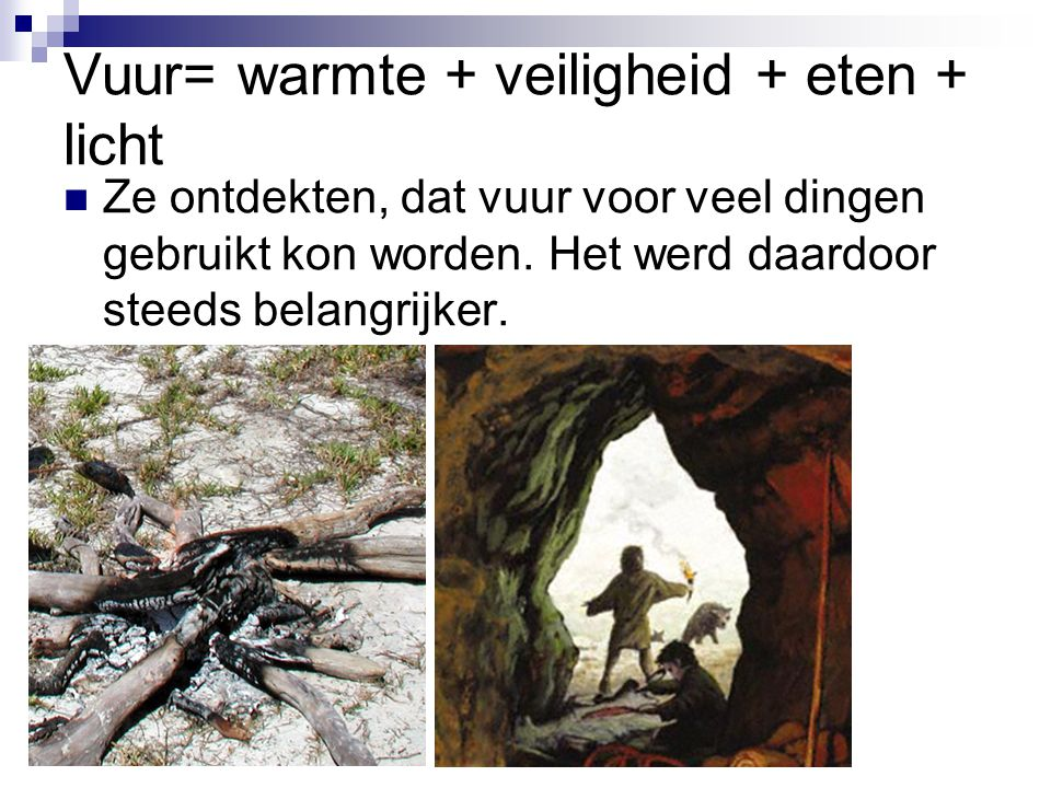 Trechterbekervolk: boeren 5000 jaar geleden Vooral in Drente Deze boeren verbouwden graan (tarwe, gerst en vlas) en lieten hun vee in de drassige beekdalen grazen.