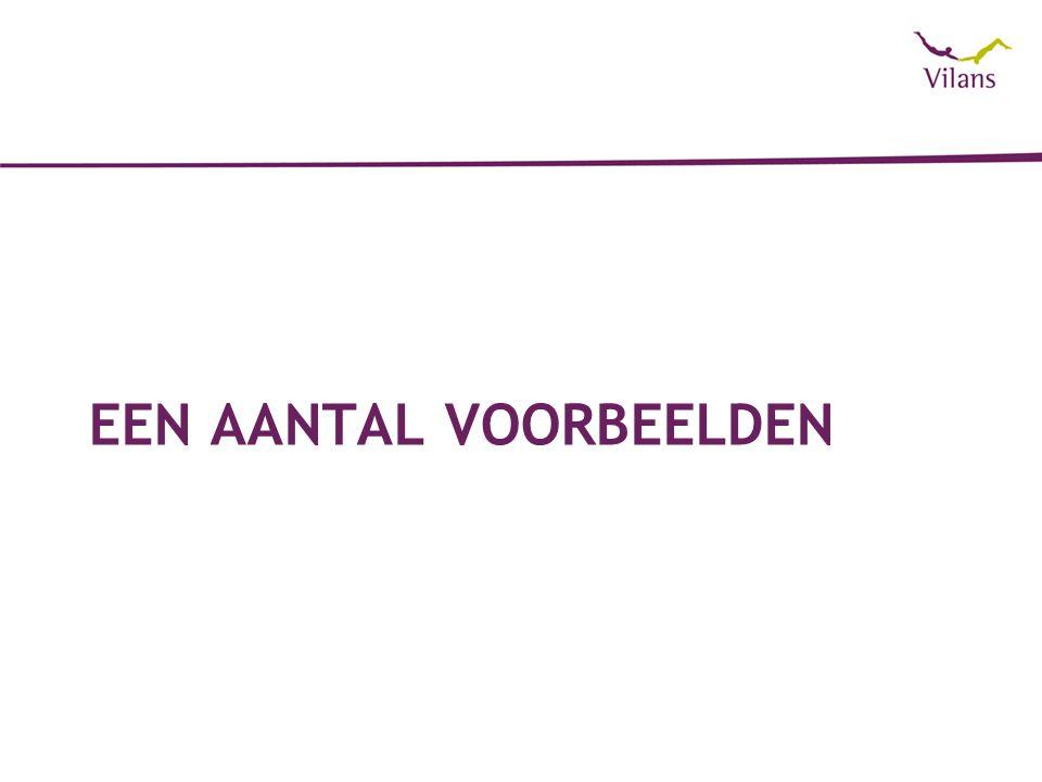 Vilans Vilans kennisinstituut langdurende zorg: kwaliteit van leven van mensen die zorg nodig hebben verbeteren Mensen met beperkingen laten meedoen in de maatschappij, zelfstandigheid D4A/Toegankelijkheid bevordert dit en is daarom belangrijk thema!