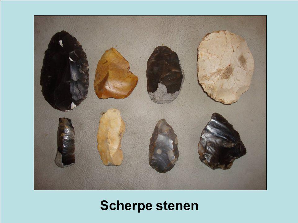 Scherpe stenen