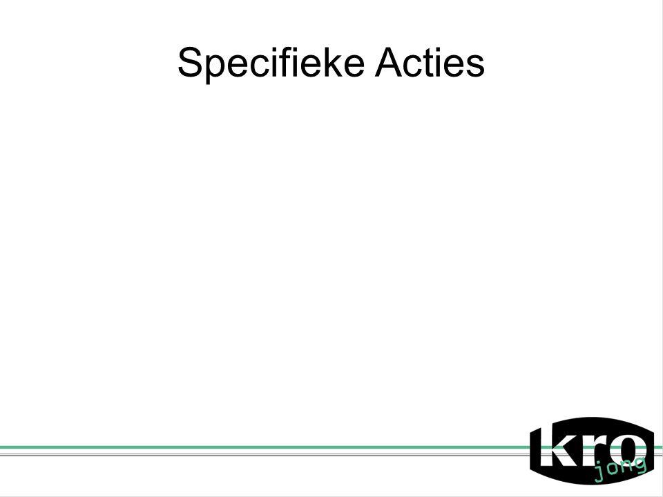 Specifieke Acties