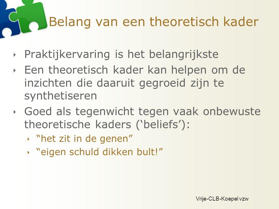 Kansarmen in het Vlaamse onderwijs  21% van de leerlingen in Vlaanderen is GOK-leerling (cfr.