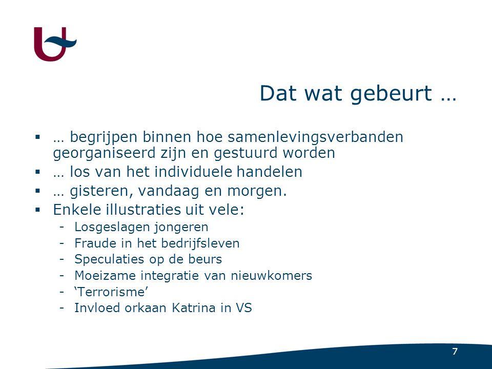 28 Oddsratio overgang HSO-HO (Vlaanderen, 1911-1980, relatief tov arbeiderskinderen) mannenvrouwen Ongelijkheid blijft relatief constant bij de mannen; blijft stijgen om vanaf de jaren tachtig (cohorte 1961-1970) te dalen bij de vrouwen.