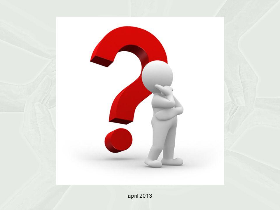 april 2013 Werkwijze Wmo-loket Verleden tijd is: aanvraag claimbeoordeling toewijzing / afwijzing
