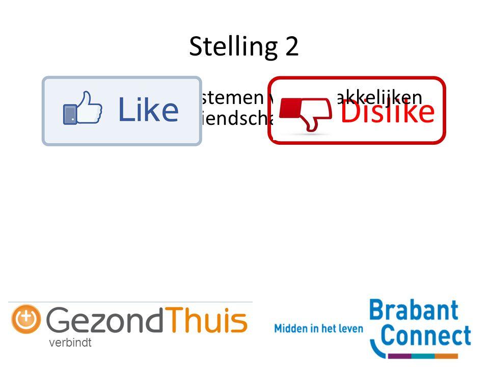 verbindt Dislike Stelling 2 Slimme thuissystemen vergemakkelijken vriendschappen