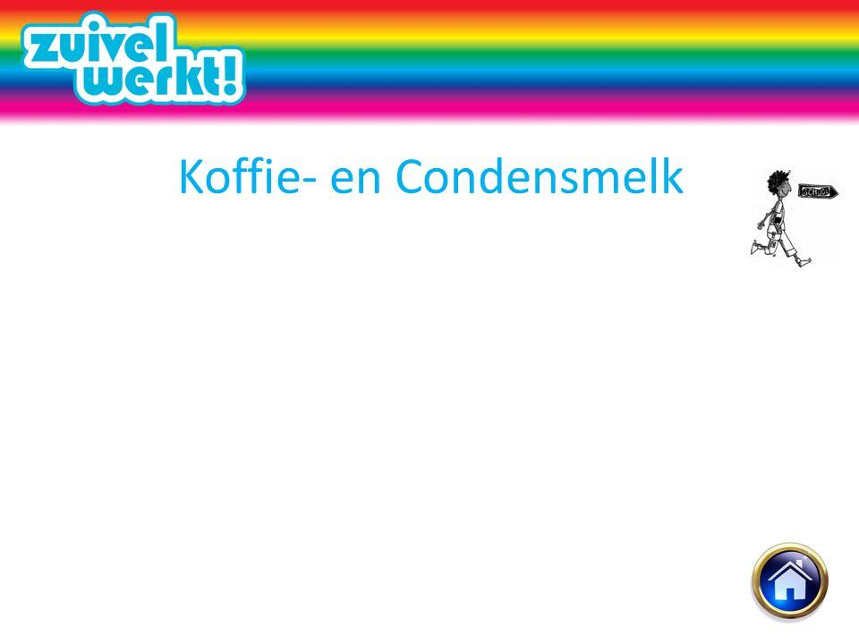Koffie- en Condensmelk