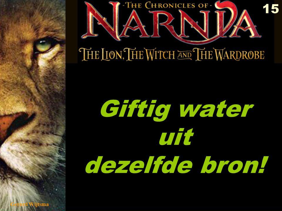 Gerard Wijtsma 16 de afschuwelijke goden die jullie aanbidden, en verontreinig je niet langer met de afgoden van Egypte.
