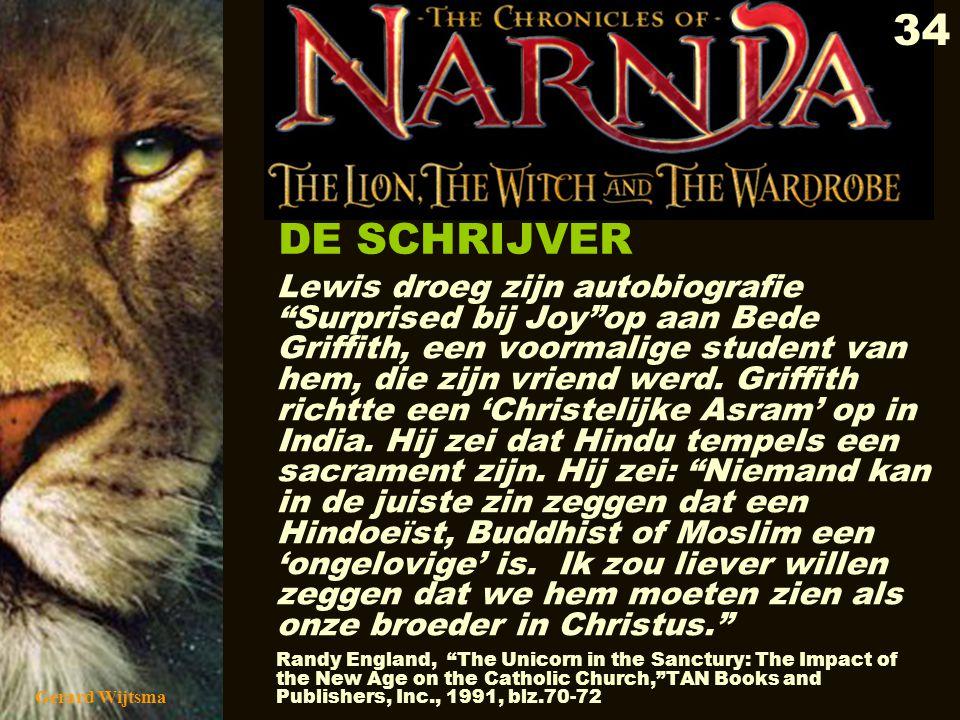 Gerard Wijtsma 35 Wanneer we bij de mens aankomen, de hoogste van al de dieren, krijgen we de meest complete gelijkenis met God die we kennen. Blz.