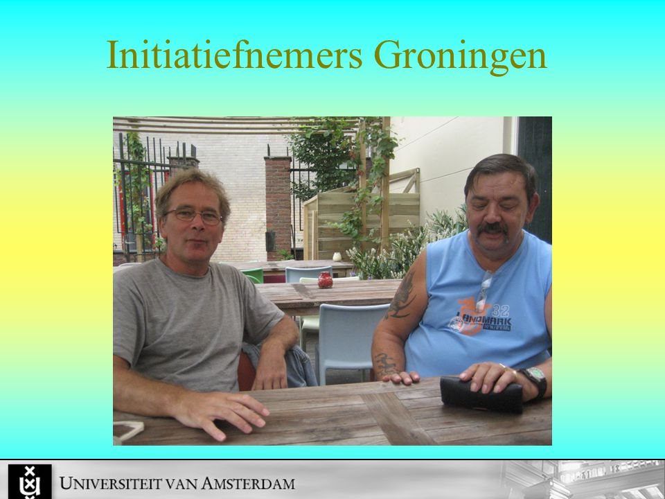 Initiatiefnemers Groningen