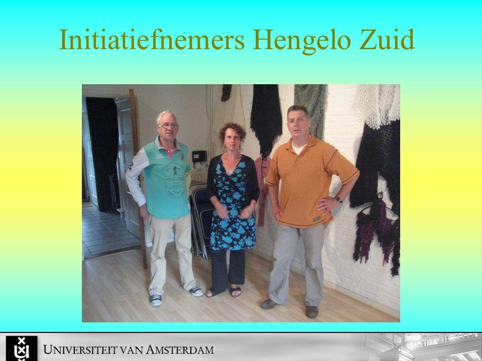 Initiatiefnemers Hengelo Zuid
