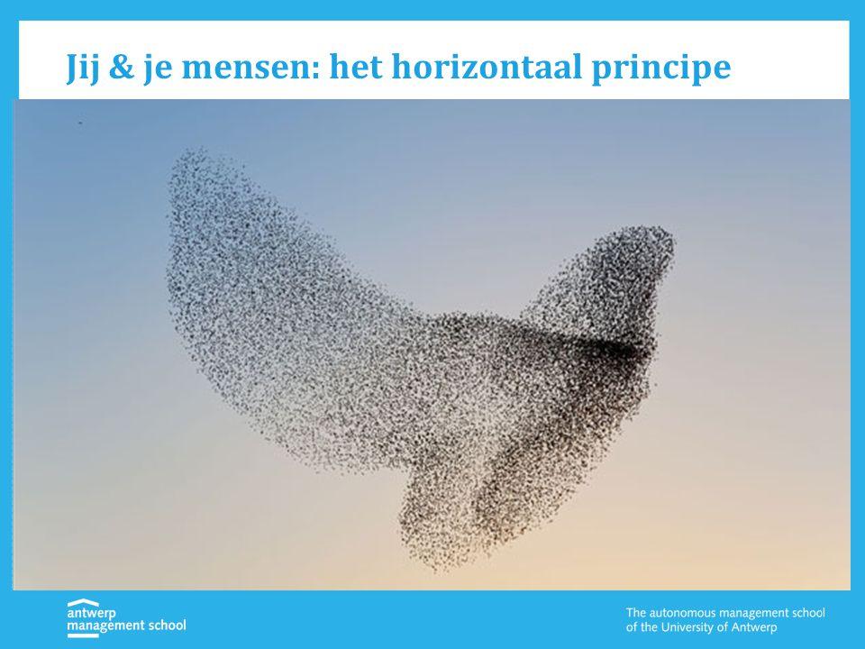 Kotter, J. (2013) Jij & je mensen: het horizontaal principe