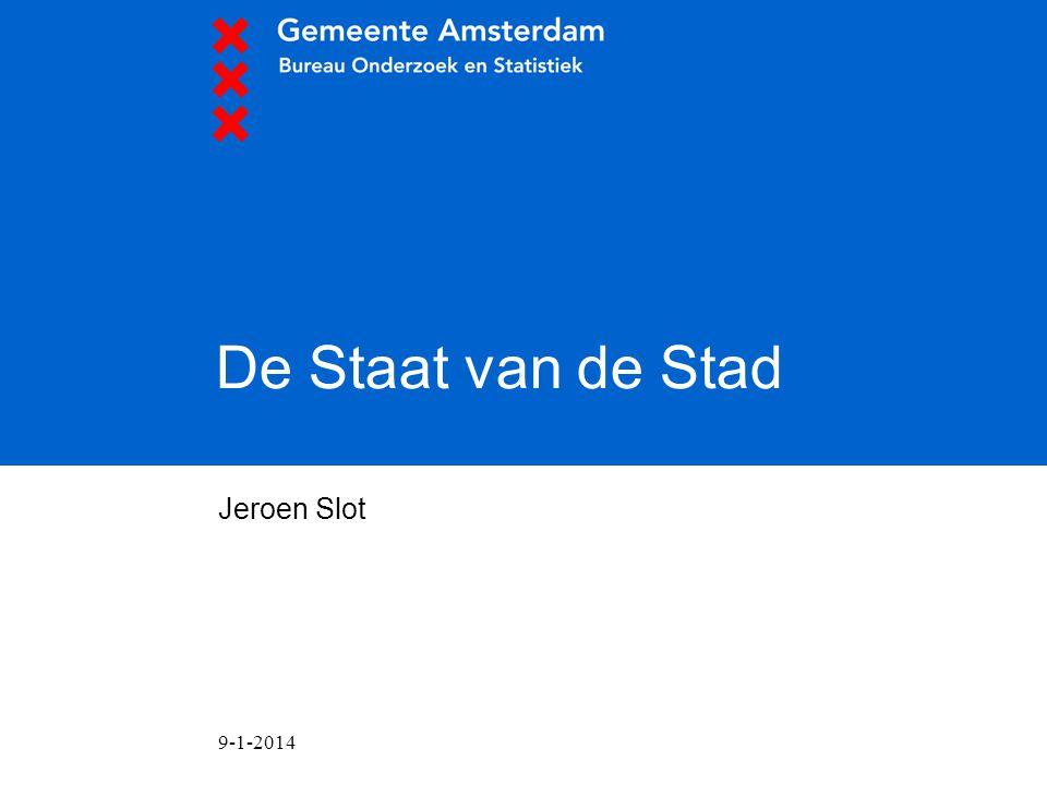 9-1-2014 De Staat van de Stad Jeroen Slot