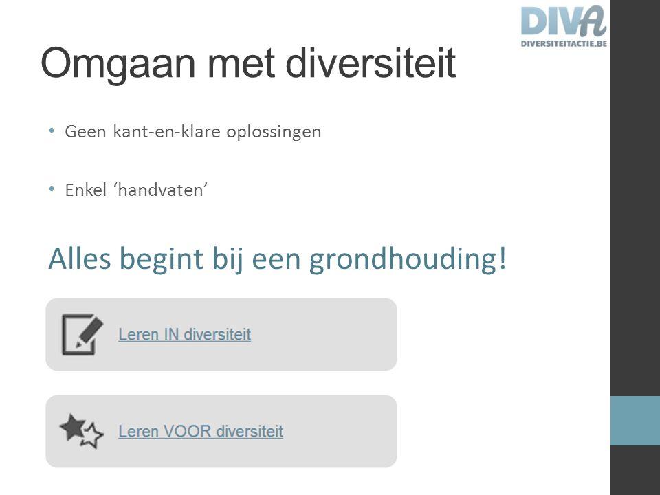 Zoom Relatie met omgaan met diversiteit.