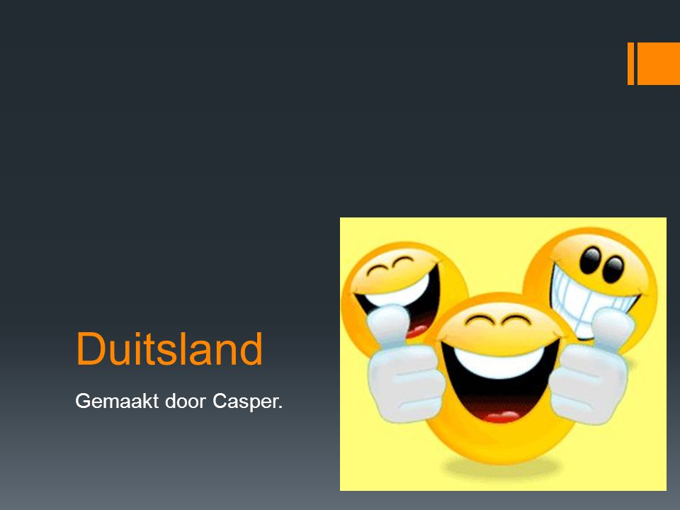 Duitsland Gemaakt door Casper.