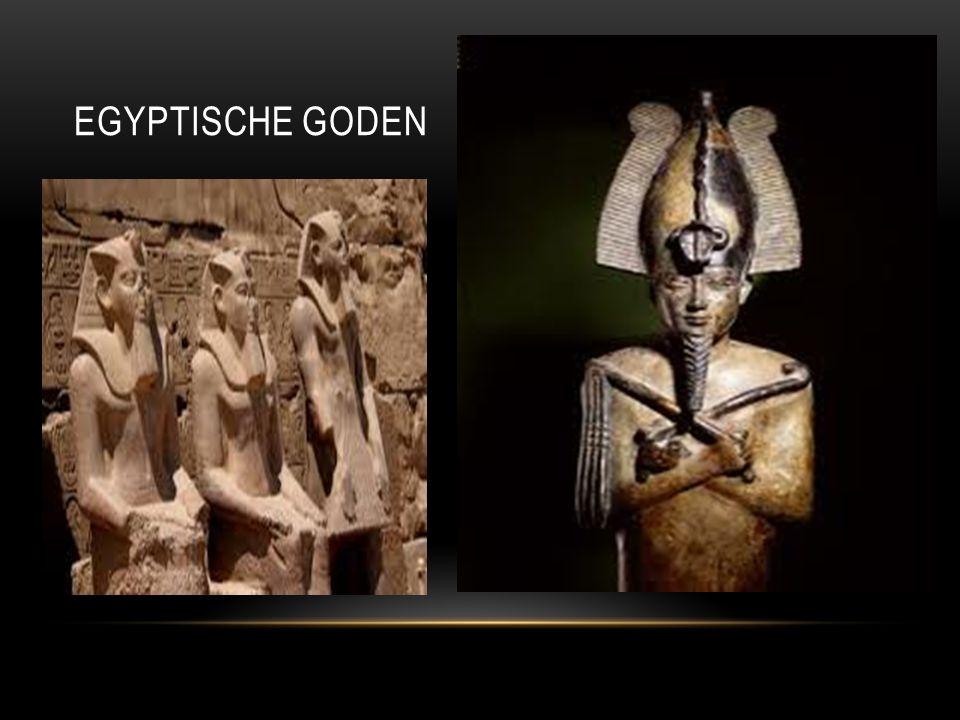 TEMPELS EN PRIESTERS De hele dag goed leven en de goden niet boos maken Iedere god had een eigen tempel, een priester was daarin de baas.