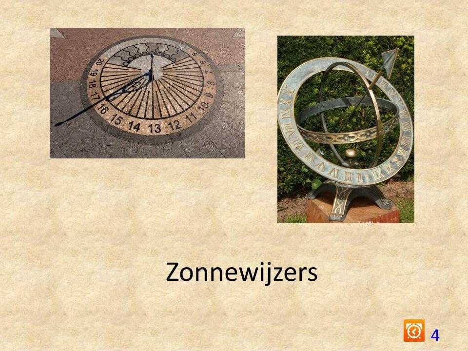 Zonnewijzers 4