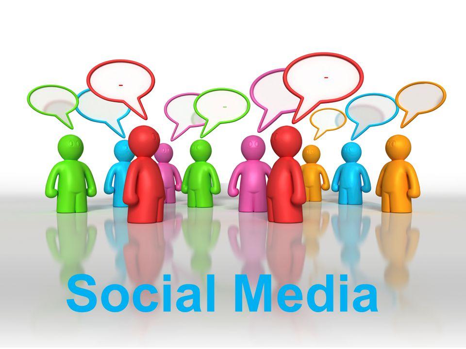 - - Social Media -