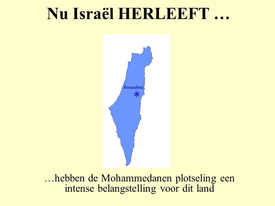  Jerusalem Deze mensen weten niet dat… …Het Israëlische volk hier steeds gebleven is.