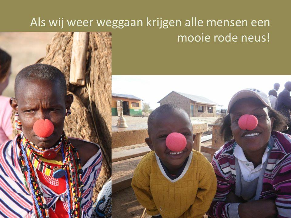 Dupoto – E – Maa Speciale opvang voor kinderen van de Masai Kinderen van de Masai kunnen moeilijk naar school Gesteund door Edukans
