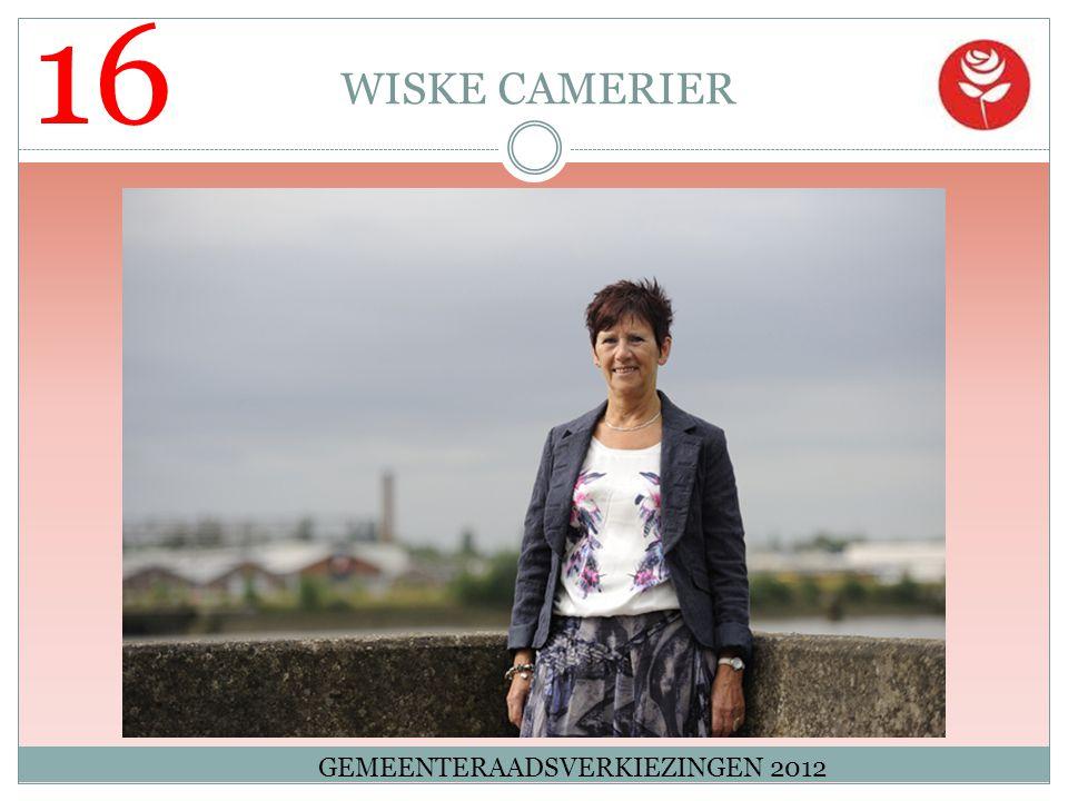 GINO DE KEERSMAECKER 15 GEMEENTERAADSVERKIEZINGEN 2012