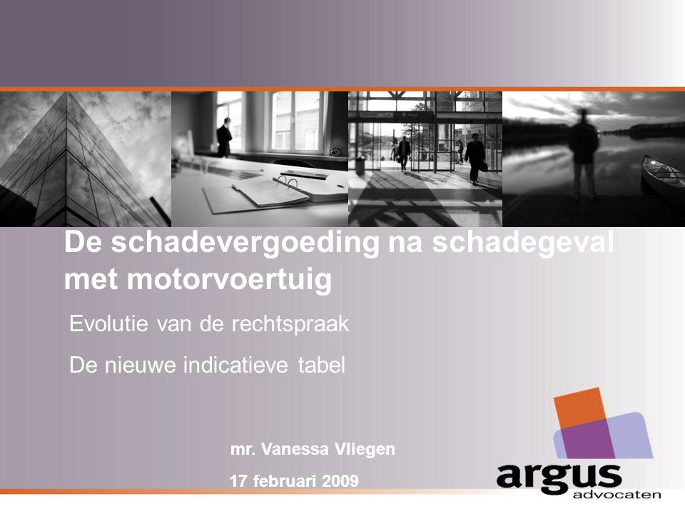 Argus Advocaten OVERZICHT 1.
