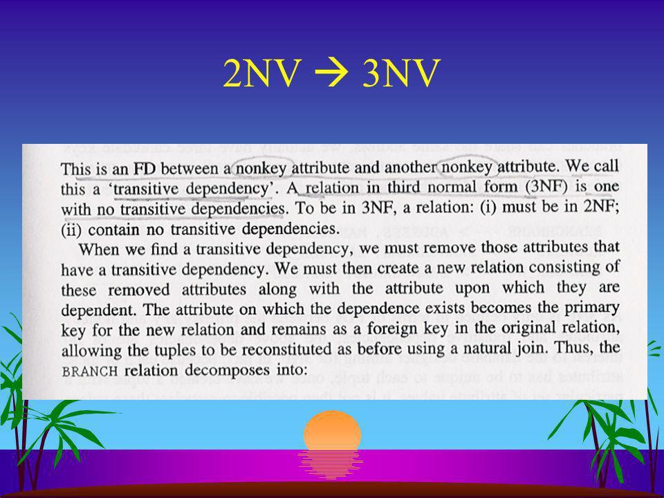 2NV  3NV