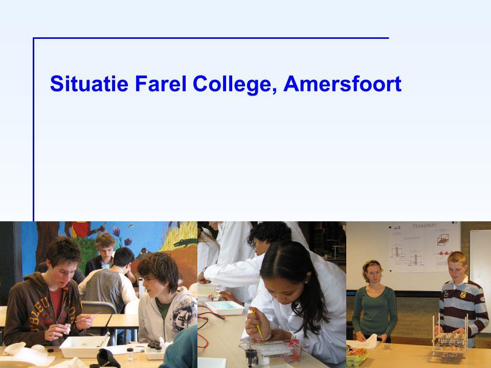Situatie Farel College, Amersfoort -11-