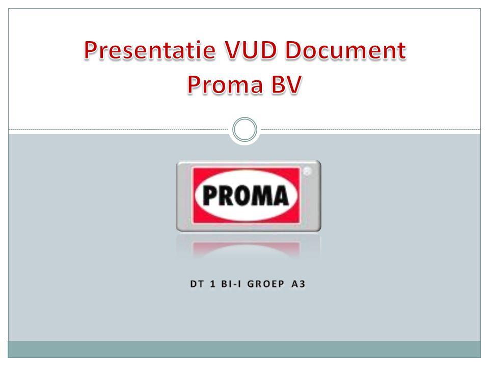22 Na Proma: Hierna worden medewerkers in een projectfunctie en resources aan activiteiten gekoppeld.