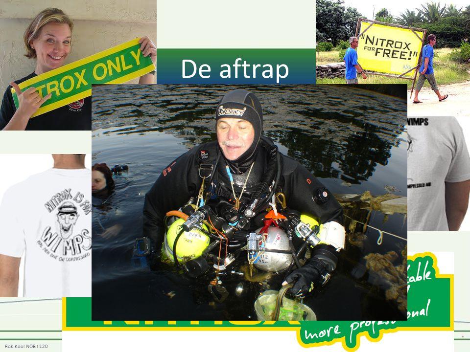 Rob Kool NOB I 120 De terugblik: O 2 (1) Zuurstof eisen plaatselijke regeling Nederland – EU Richtlijn (CEN/NEN) Medisch Luchtvaart Industrie (Laswerk) Onderzoek – Divox = Medische zuurstof zonder voorschrift http://webdiver.be/httpdocs/Docs/204%20Zuurstofproblematiek.pdf http://webdiver.be/httpdocs/Docs/204%20Zuurstofproblematiek.pdf