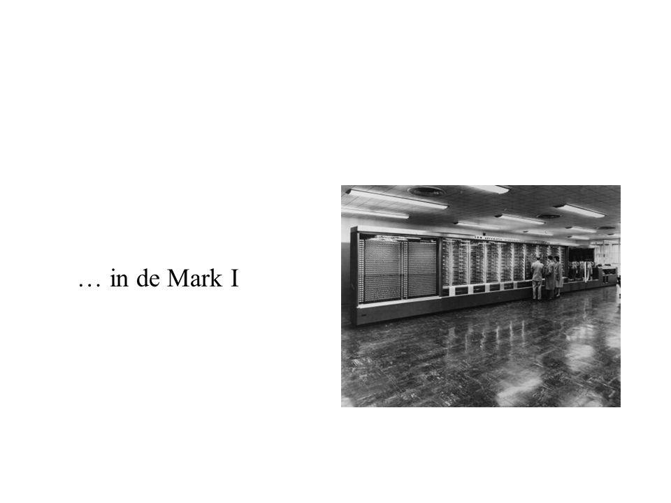 … in de Mark I