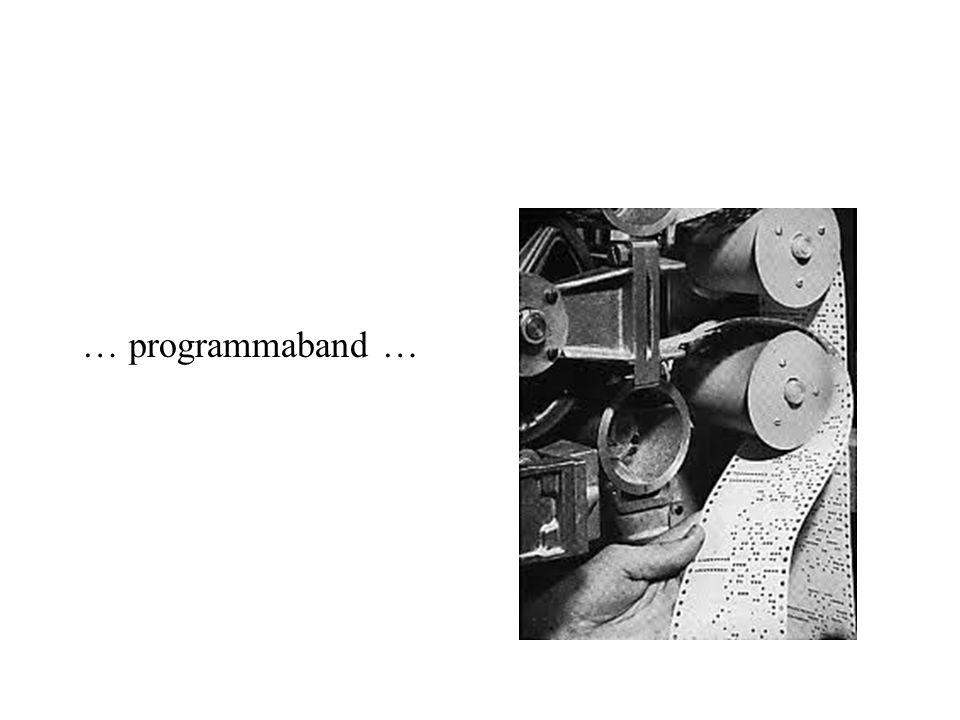 … programmaband …