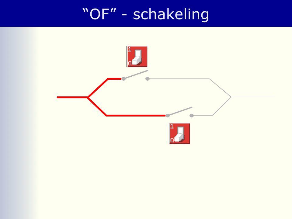 OF - schakeling