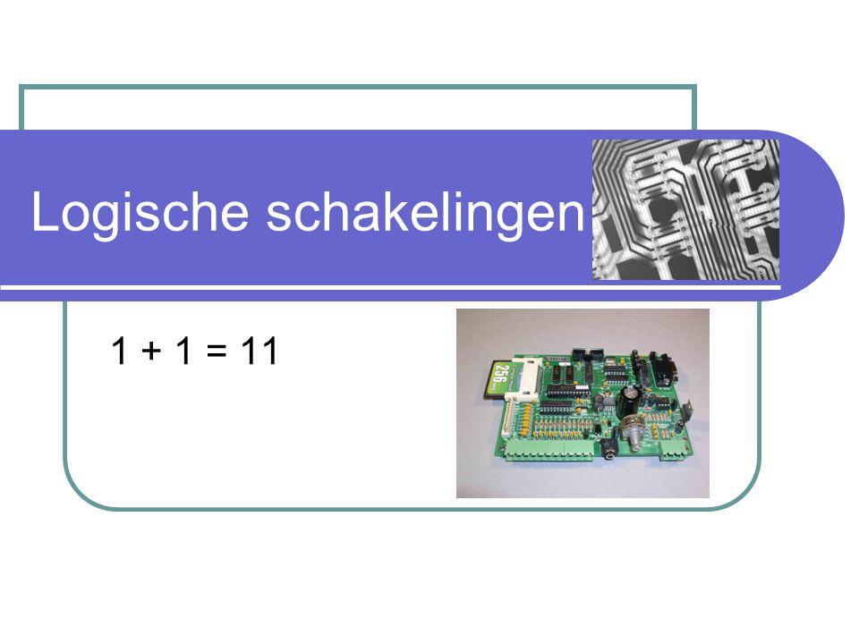 Automatische systemen Een automatisch systeem verzamelt gegevens met behulp van sensoren.