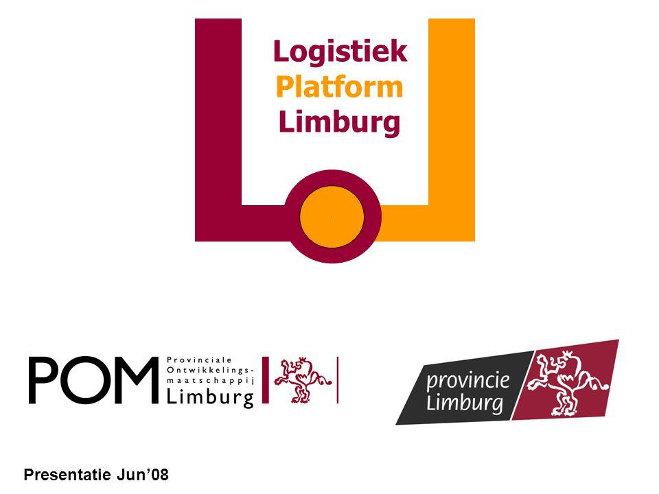 Voorgestelde Objectieven WG Wegvervoer & Infrastructuur Uitwisselen van informatie mbt infrastructuur met als doel de Limburgse transportsector te verbeteren Inventarisatie van wegknelpunten i.v.m.