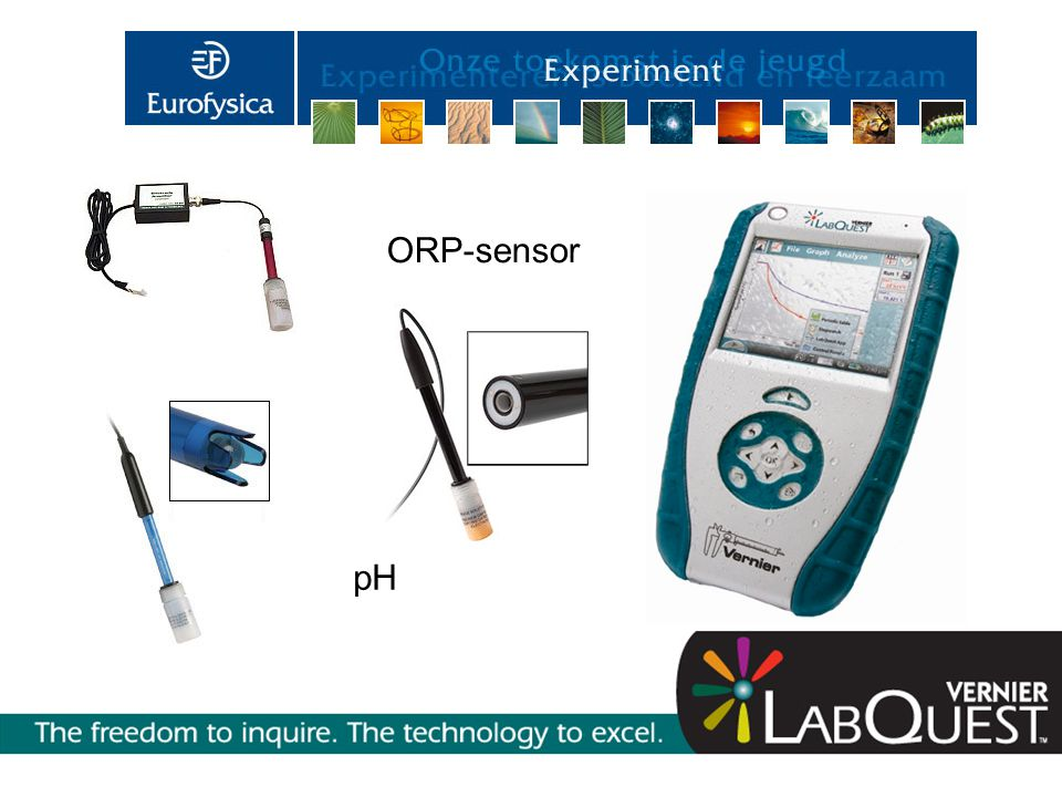 ORP-sensor pH