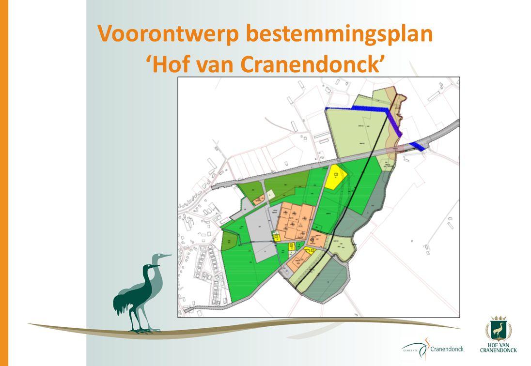 Voorontwerp bestemmingsplan 'Hof van Cranendonck'