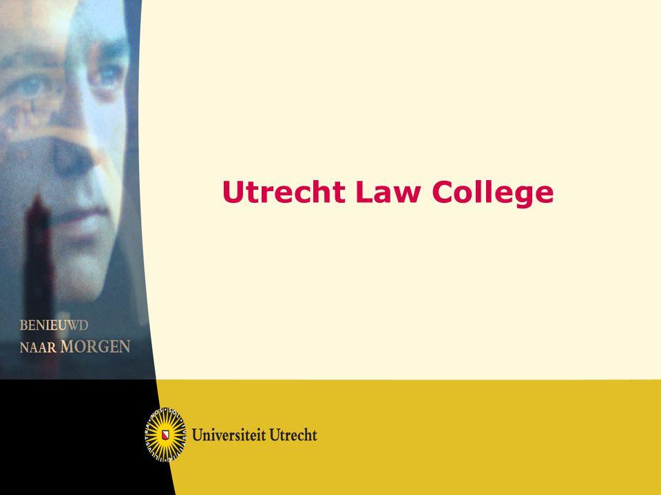 Utrecht Law College