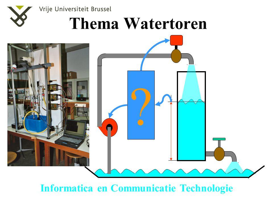 Informatica en Communicatie Technologie Thema Watertoren ?