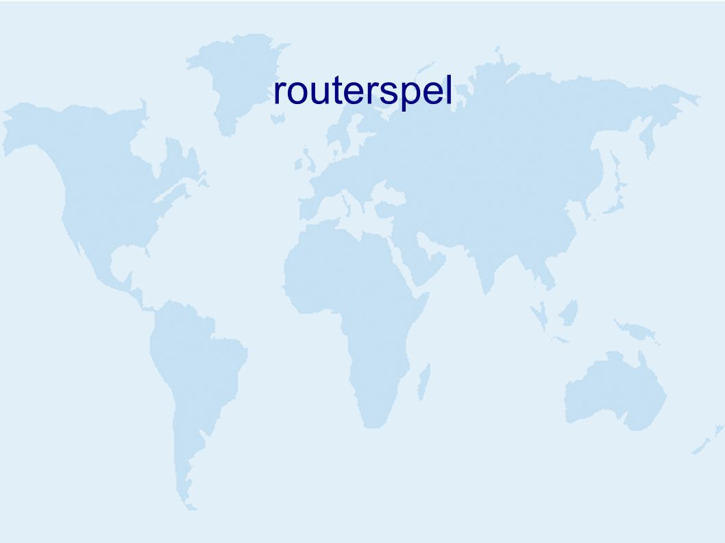 routerspel