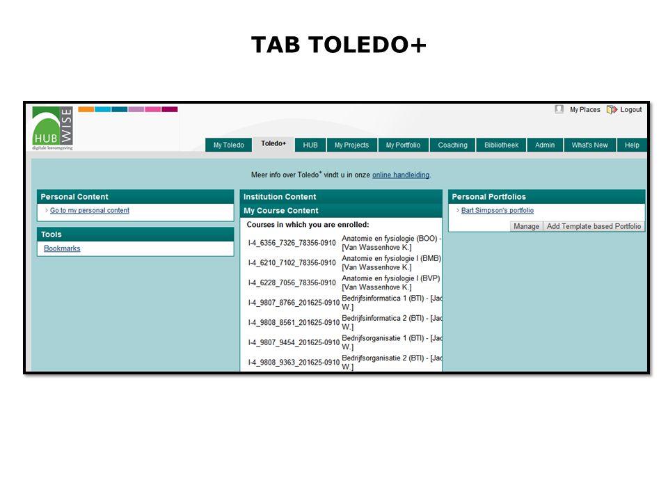 TAB TOLEDO+